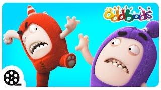Oddbods | Shenanigans | Funny Cartoons For Children