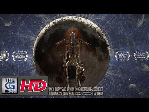 Multi Award Winning CGI Animated Short The Looking Planet by Eric Law Anderson