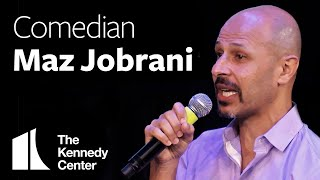 Maz Jobrani performs at The Kennedy Center
