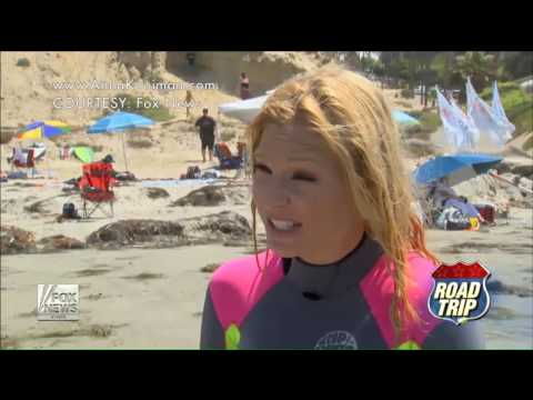 Road Trip with Anna Kooiman Surfers Healing
