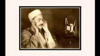 تلاوة من سورة المزمل و قصار السور  - خارجى  | الشيخ  محمد رفعت