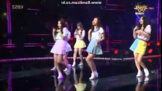 Red Velvet's Ice Cream Cake (Dance Remix) Music Bank Half-Year Special (Mirrored)