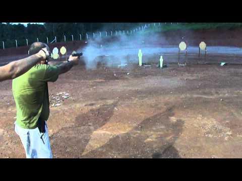 Clube Rondoniense de Tiro Prático CRTP IPSC Glock 380 Garçon