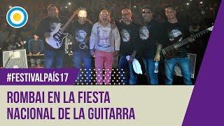 Festival País '17 - Los del Fuego en la Fiesta Nacional de la Guitarra 2017