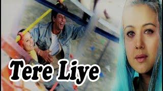 Tere Liye Hum Hai Jiye (Full Video Song) Veer Zaara (2004)
