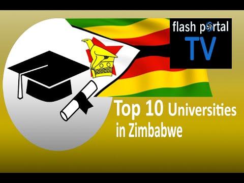 Top 10 Universities in Zimbabwe