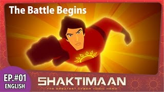 Shaktimaan - Episode 1