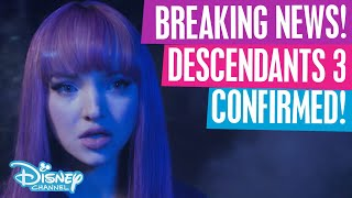 Descendants 3 | Official Announcement Trailer 🙌💜| Official Disney Channel UK