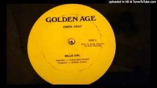 Owen Gray - Millie Girl