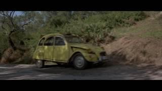 James Bond - For Your Eyes Only - 2CV Chase scene