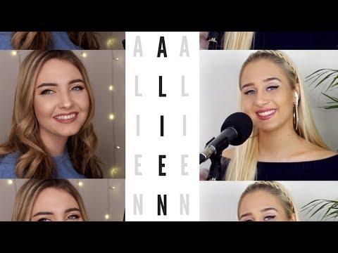 ALIEN - Sabrina Carpenter, Jonas Blue | Cover by Charlotte Hannah & Jenny Jones