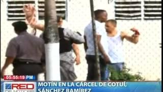 Motín en la cárcel de Cotuí, Sanchez Ramírez