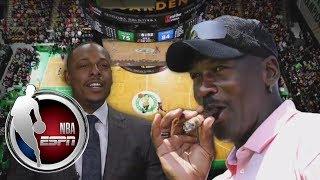 The Truth on guarding Michael Jordan | NBA Countdown | ESPN