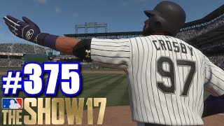 602-FOOT HOME RUN!   MLB The Show 17   Road to the Show #375