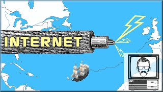 How the Internet Crossed the Sea | Nostalgia Nerd