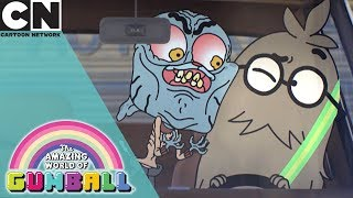 The Amazing World of Gumball   This is How Far He