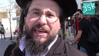 Is wearing a costume of a religious Jew insulting?