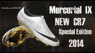 Nike Mercurial IX 2014 Cristiano Ronaldo Special Edition Pes 2014