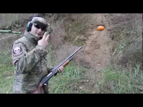 How to use a 12 Gauge Shotgun
