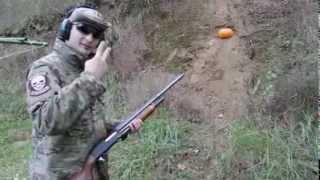 How to use a 12 Gauge Shotgun