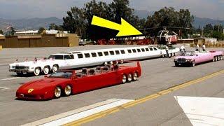 شاهد 7 من أغرب السيارات تم صنعها في العالم