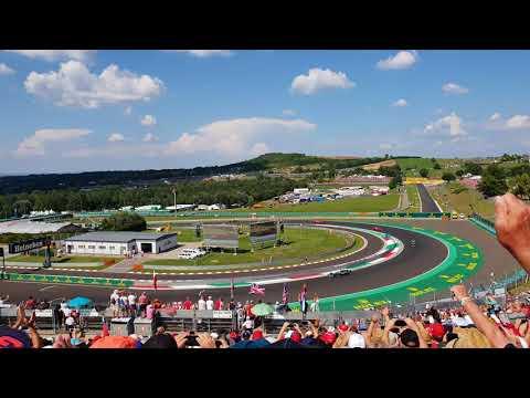 Xxx Mp4 F1 Formula 1 GP Węgier Hungarian Grand Prix First Lap 29 07 2018 Hungaroring Silver 4 3gp Sex