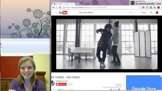 Les Twins No Fakes Reaction - ReplayMae