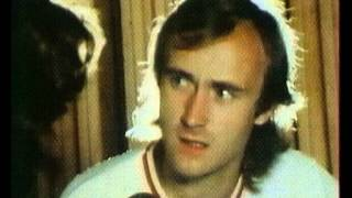 Genesis 1978 Interviews Phil Collins Mike Rutherford (french subtitles)
