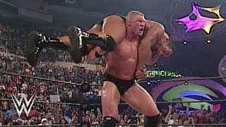 WWE Network: The Rock vs. Brock Lesnar: SummerSlam 2002