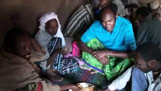 Oromo Having Meal Together
