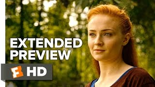 X-Men: Apocalypse - Extended Preview (2016) - Sophie Turner Movie HD