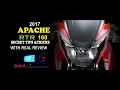Download Video TVS APACHE RTR 160 Secret tips&Tricks mileage features technical  Specification user Review in Hindi 3GP MP4 FLV