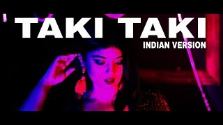 TAKI TAKI - Special Indian version (Srushti Barlewar)