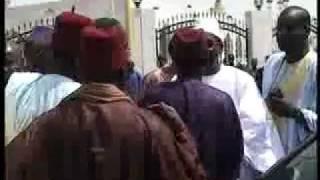 Touba : Visite de Serigne Maodo Sy Dabakh (Part 1)