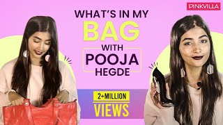 What's in my bag with Pooja Hegde | S01E09 | Pinkvilla | Bollywood | Fashion | Lifestyle