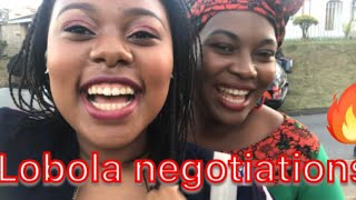 Lobola Negotiations # South African Vlog