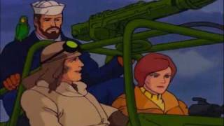 Edgar Wald en G.I. Joe [Dusty] - Navidad.avi