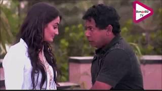 মোশারফ করিমের রোমান্টিক একটি দৃশ্য । হাসির নাটক । Mosharraf karim Funny Video 2017 ।  BongoBD TV