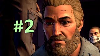 AWKWARD WITH TRIPP || The Walking Dead: A New Frontier || Episode 5 || Part 2