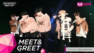 [FANCAM] GOT7 - Never Ever @ 170330 MEET&GREET