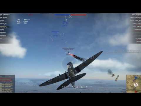 x5 Multistrike Spitfire F Mk.XIVe