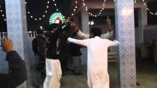 Danceing at fair k n shah
