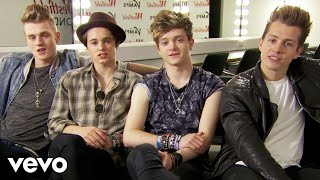 The Vamps - Last Night (Live at Westfield London)