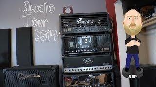 Fluff's Studio Tour 2014