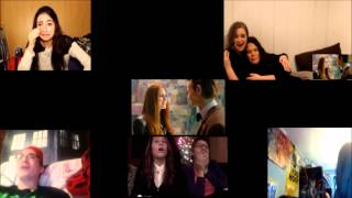 The Time Of The Doctor Reaction Mashup Part2