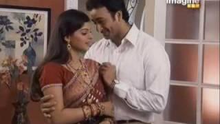 Pankaj and Jyoti in their room