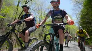How a Top Chef Balls Out On a Mountain Bike Road Trip
