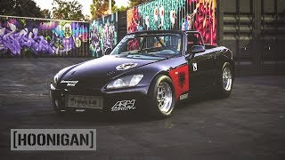 [HOONIGAN] DT 171: 1200HP Honda S2000 Drag Car is Faster Than you
