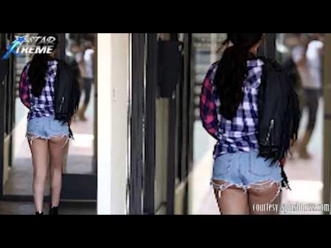 Selena Gomez scandal shows her butt ass