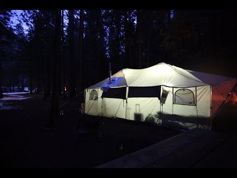 Cabela s Ultimate Alaknak™ Tent – 12 x 20 REVIEW